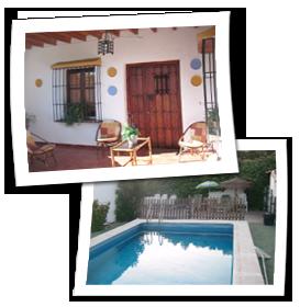 Casas rurales baratas malaga en la axarquia con piscina for Casas con piscina en malaga